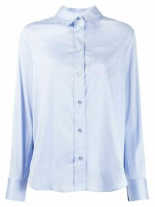 Twin-Set slim-fit shirt - Blue