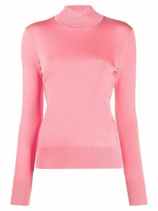 Givenchy turtleneck jumper - PINK