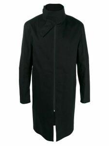 1017 ALYX 9SM high neck lightweight coat - Black
