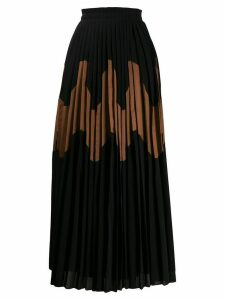 Jil Sander Malindy pleated skirt - Black