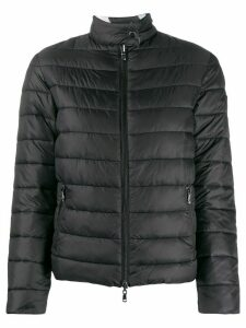 Emporio Armani reversible padded jacket - Black