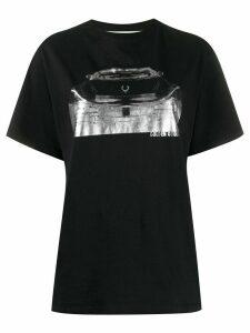 Golden Goose cadillac print T-shirt - Black