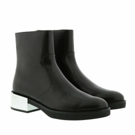 What For Boots & Booties - Mirage Ankle Boots Black - black - Boots & Booties for ladies