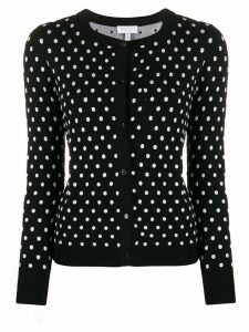 Escada Sport polka dot cardigan - Black