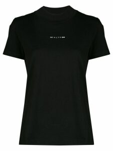 1017 ALYX 9SM Babydoll logo-print T-shirt - Black