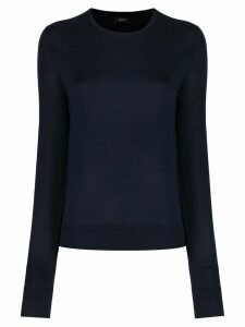 Joseph crew neck jumper - Blue