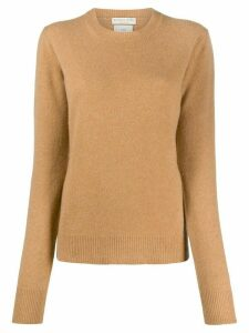 Bottega Veneta cashmere knitted jumper - Brown