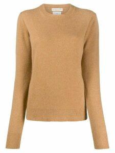 Bottega Veneta cashmere knitted jumper - Brown