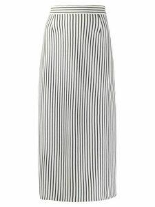 Atu Body Couture Selene pencil skirt - White