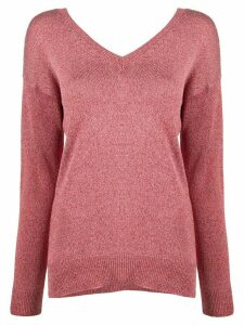 Etro textured knit jumper