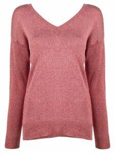 Etro textured knit jumper
