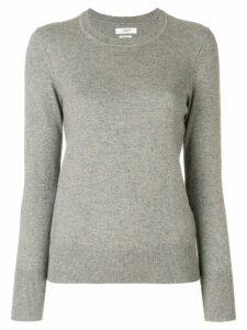 Isabel Marant Étoile ribbed jumper - Grey
