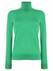 Ralph Lauren Collection cashmere roll neck jumper - Green