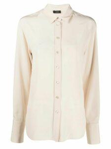 Joseph crepe shirt - PINK