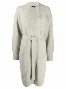 Joseph oversized cardigan - Grey