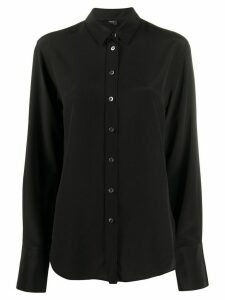 Joseph crepe shirt - Black