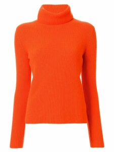 Ralph Lauren Collection roll-neck jumper - ORANGE