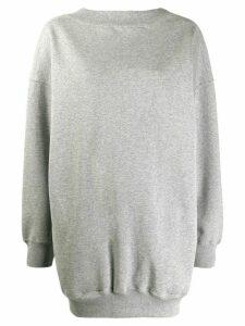 Balenciaga Cristobal sweatshirt - Grey