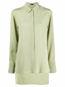 Joseph long sleeve blouse - Green
