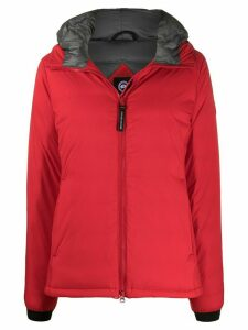 Canada Goose Camp Hoody puffer jacket - Red