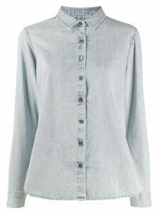 Closed washed denim shirt - Blue
