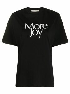 Christopher Kane More Joy print T-shirt - Black
