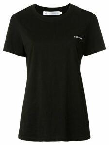 GOODIOUS Good Karma crew neck T-shirt - Black