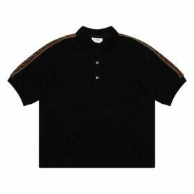 Fendi Cotton Polo Shirt