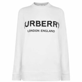 Burberry Kingdom Logo Sweatshirt