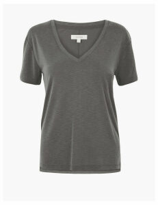 Per Una Modal Rich Regular Fit T-Shirt