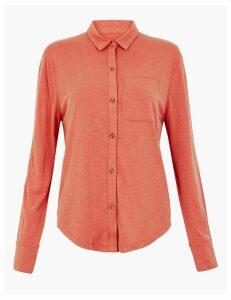 Per Una Modal Rich Jersey Shirt