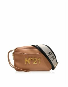 N°21 Designer Handbags, Nappa Leather Camera Bag