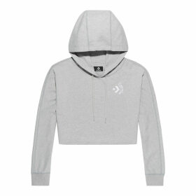 Essentials Lightweight Overdyed Pullover Women's Hoodie