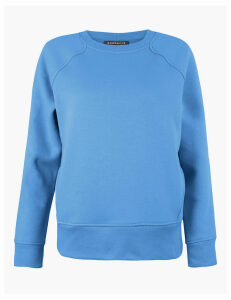 GOODMOVE Cotton Rich Sweatshirt