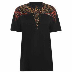 Marcelo Burlon Leo Wings T Shirt