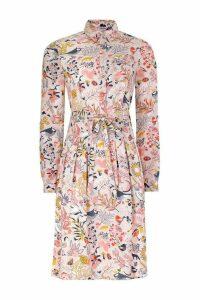 Womens Cath Kidston Magical Memories Shirt Dress -  Pink