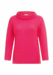 Camilla Sweater Hot Pink