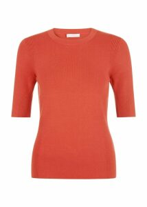 Rachel Sweater Burnt Orange