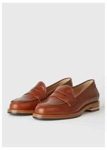 Allegra Loafer Tan