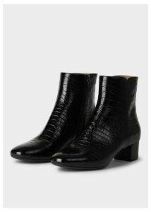 Sadie Ankle Boot Black