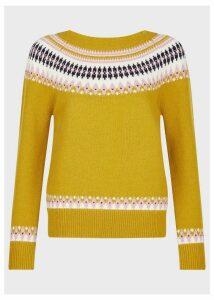 Layla Sweater Yellow Multi