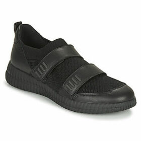 Geox  D NOVAE  women's Shoes (Trainers) in Black