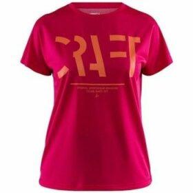 Craft  Eaze  women's T shirt in Pink