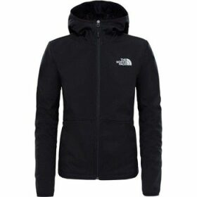 The North Face  Tanken Highloft Soft Shell Jacket  women's Sweatshirt in Black