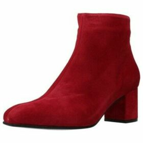 Piesanto  C0C0  women's Low Ankle Boots in Red