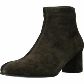 Piesanto  C0C0  women's Low Ankle Boots in Green