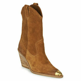 Bronx  NEW-KOLE MID  women's High Boots in Brown