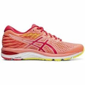 Asics  Gelcumulus 21  women's Shoes (Trainers) in Orange