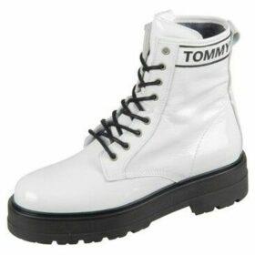Tommy Hilfiger  EN0EN00700YBS  women's Mid Boots in White