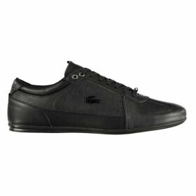 Lacoste Evara Leather Mens Trainers